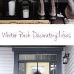 Winter Porch Decorating Ideas