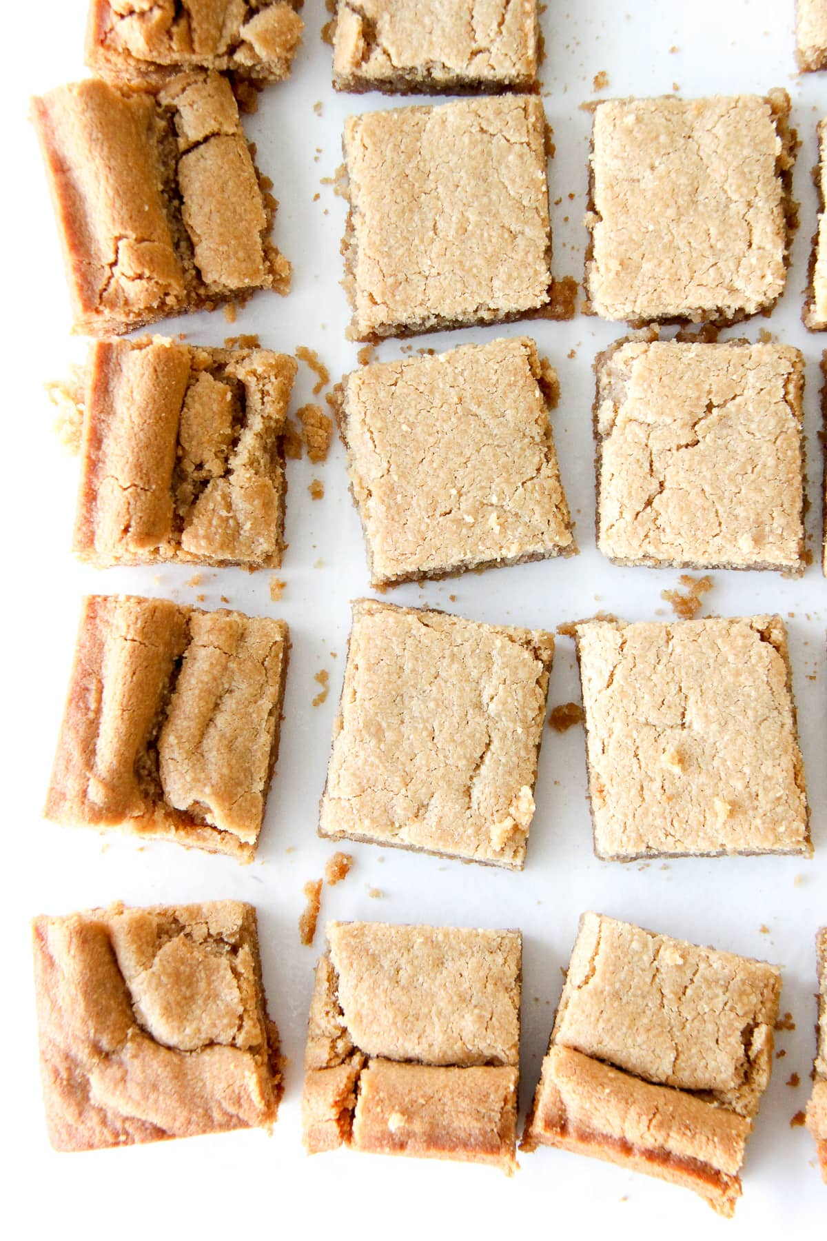 Classic Baking Recipes: Peanut Butter Blondies