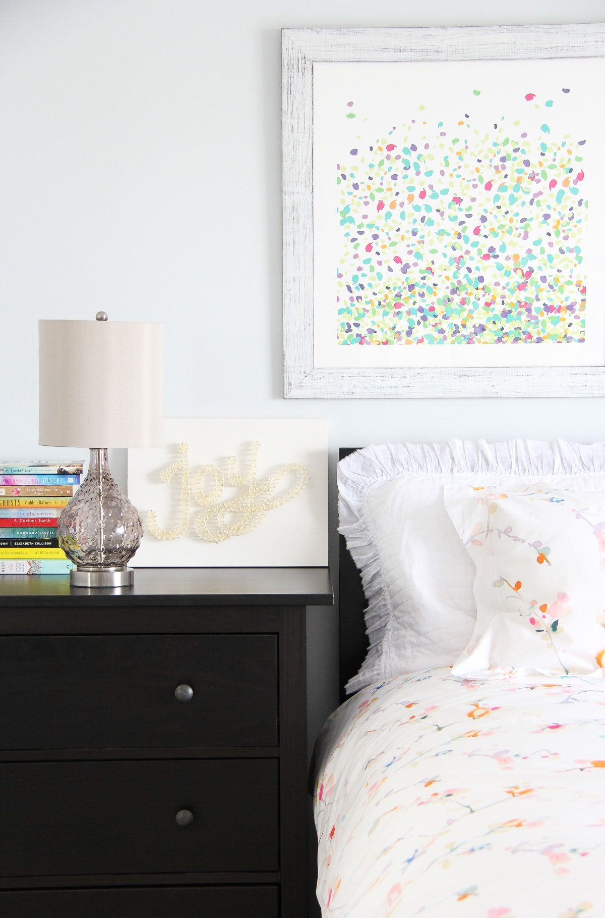 5 Tips To Create A Spring Bedroom