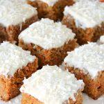 Carrot Cake Sheet Cake