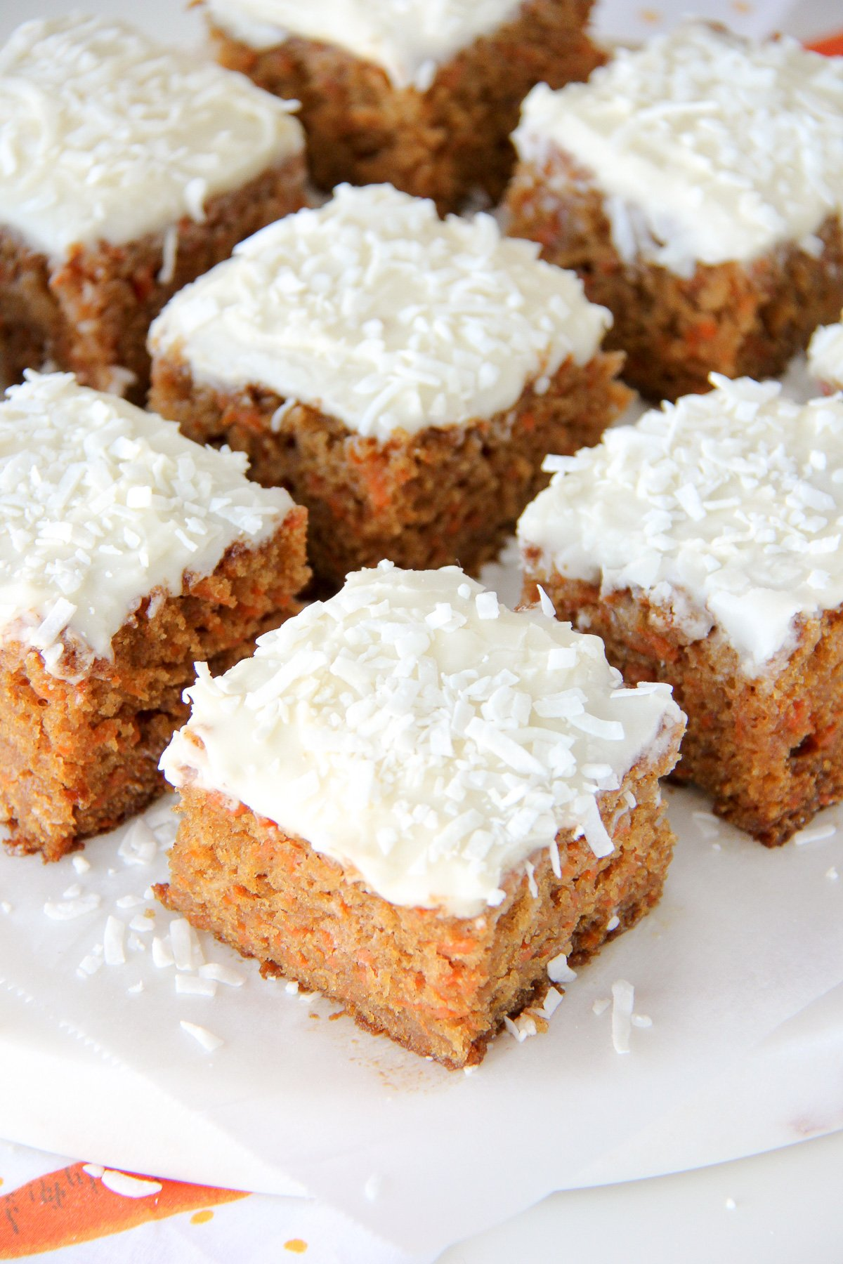 Carrot Cake Sheet Cake Recipe