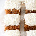 Carrot Cake Sheet Cake Recipe