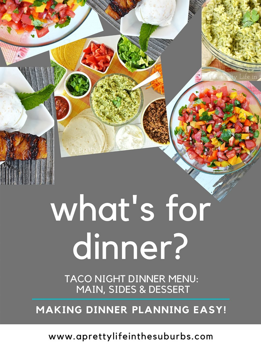 Taco Night Menu
