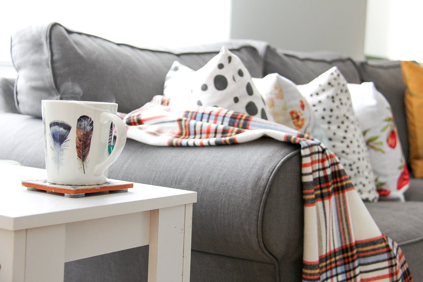 Bright and Cheery Fall Home Tour
