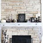Halloween Mantel & Decorating Ideas