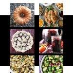 A Menu of Recipes for Christmas Dinner