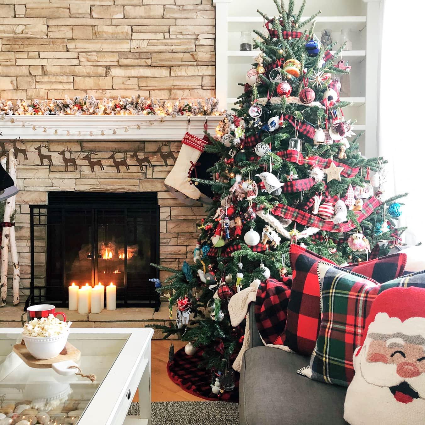 My Christmas Home Tour
