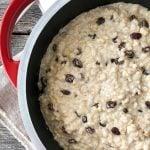 Coconut Barley Pudding