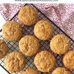 Pail Full of Bran Muffins is made with bran flakes cereal