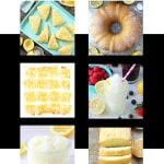 15+ Delicious Lemon Recipes