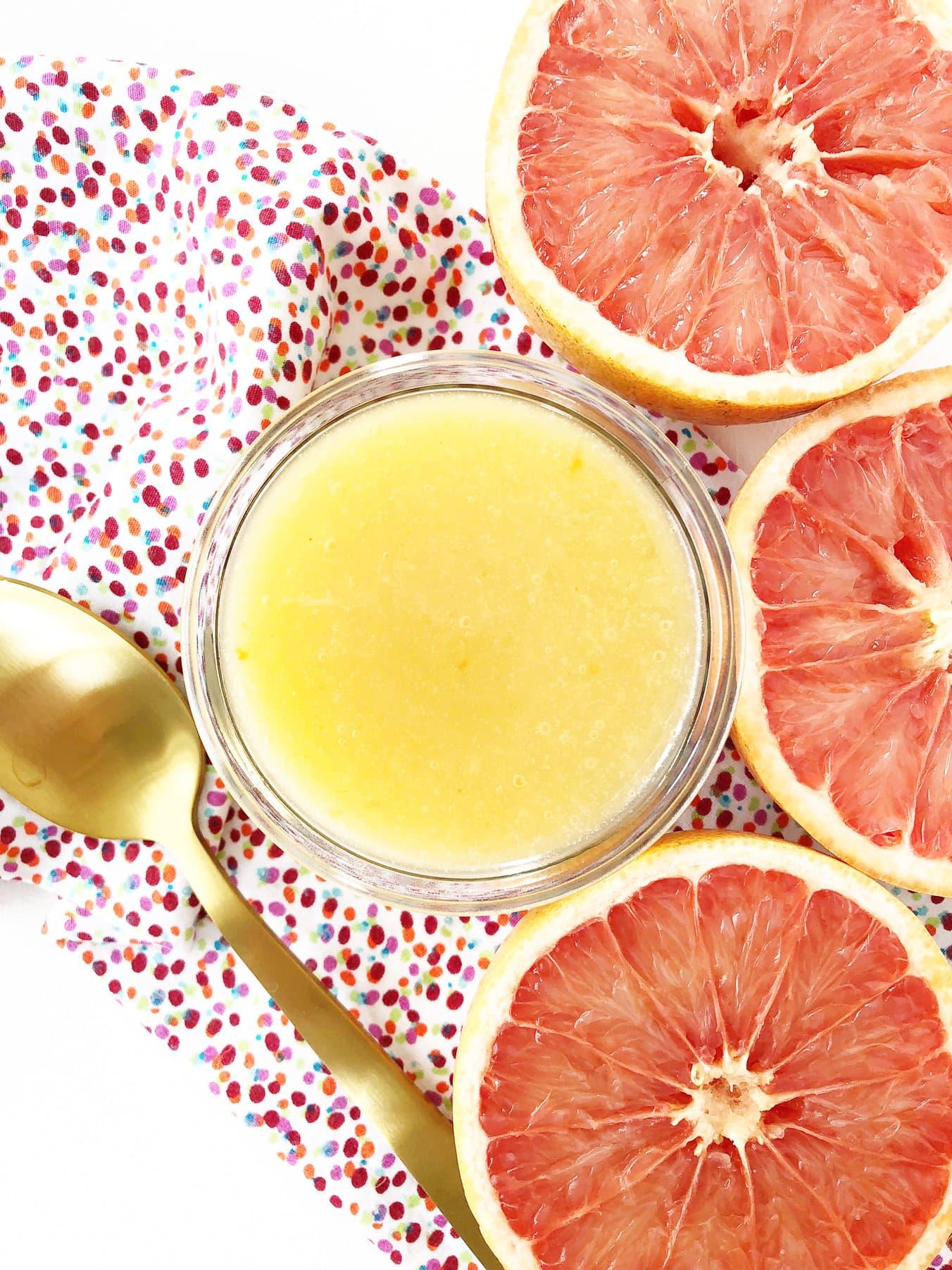 Grapefruit Curd Recipe