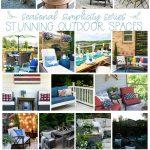 Stunning Outdoor Summer Spaces