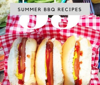 55+ Summer BBQ Recipes