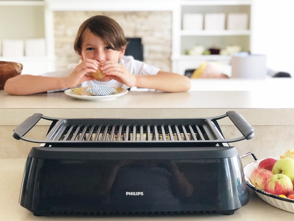 Philips Indoor Grill Review