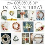 20+ Gorgeous Fall Wreaths
