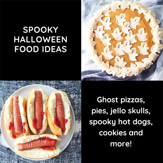 Spooky Halloween Food Ideas