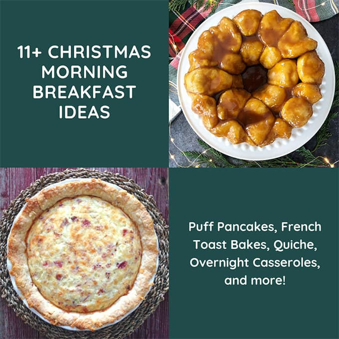 11+ Christmas Morning Breakfast Ideas