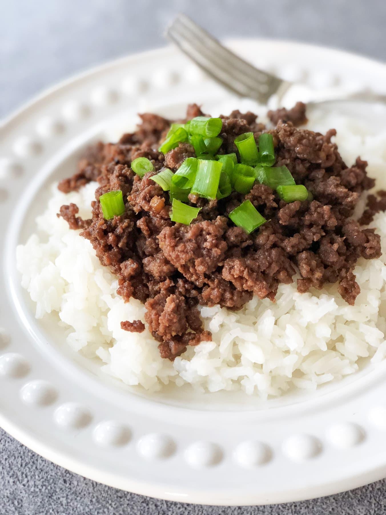 Easy Pantry Meals: Korean Beef