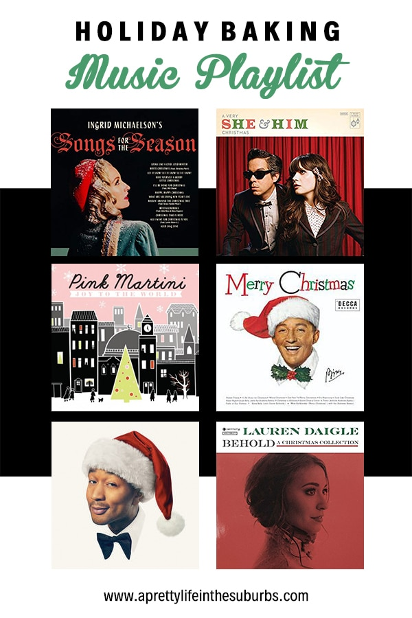 Holiday Baking Music Playlist
