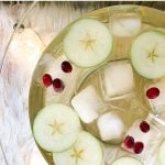 White Cranberry Holiday Punch Recipe