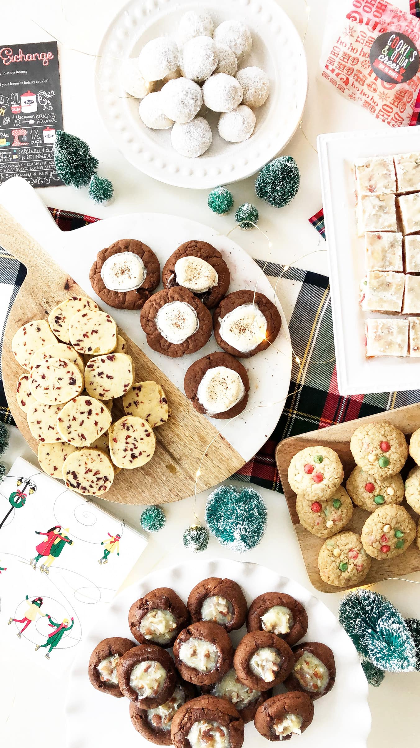Christmas Cookie Exchange Recipes