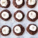 The Most Chocolatey Hot Chocolate Cookies Recipe