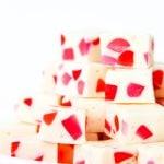Valentine's Day Candy Nougat