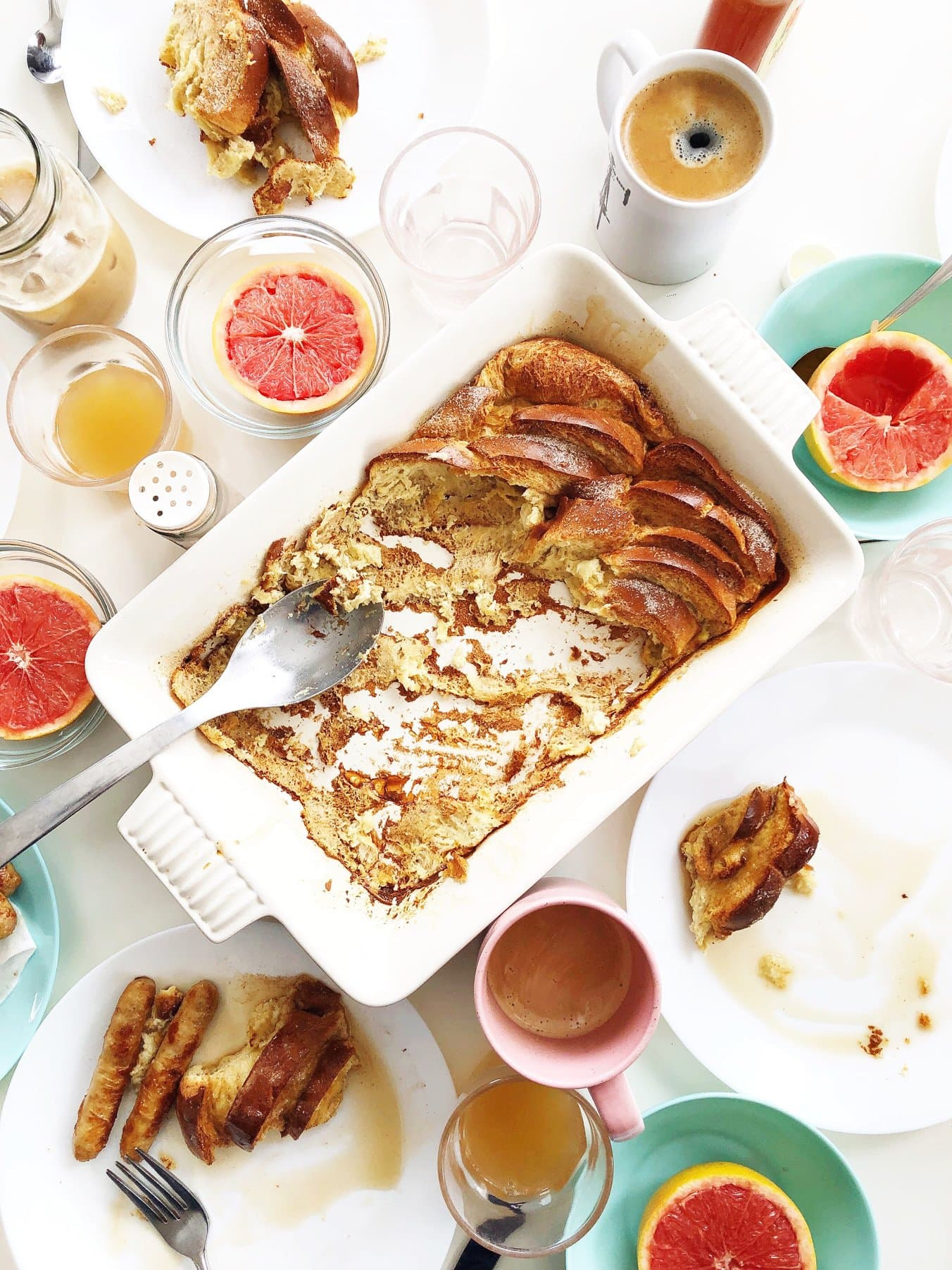 Cinnamon Sugar French Toast Bake