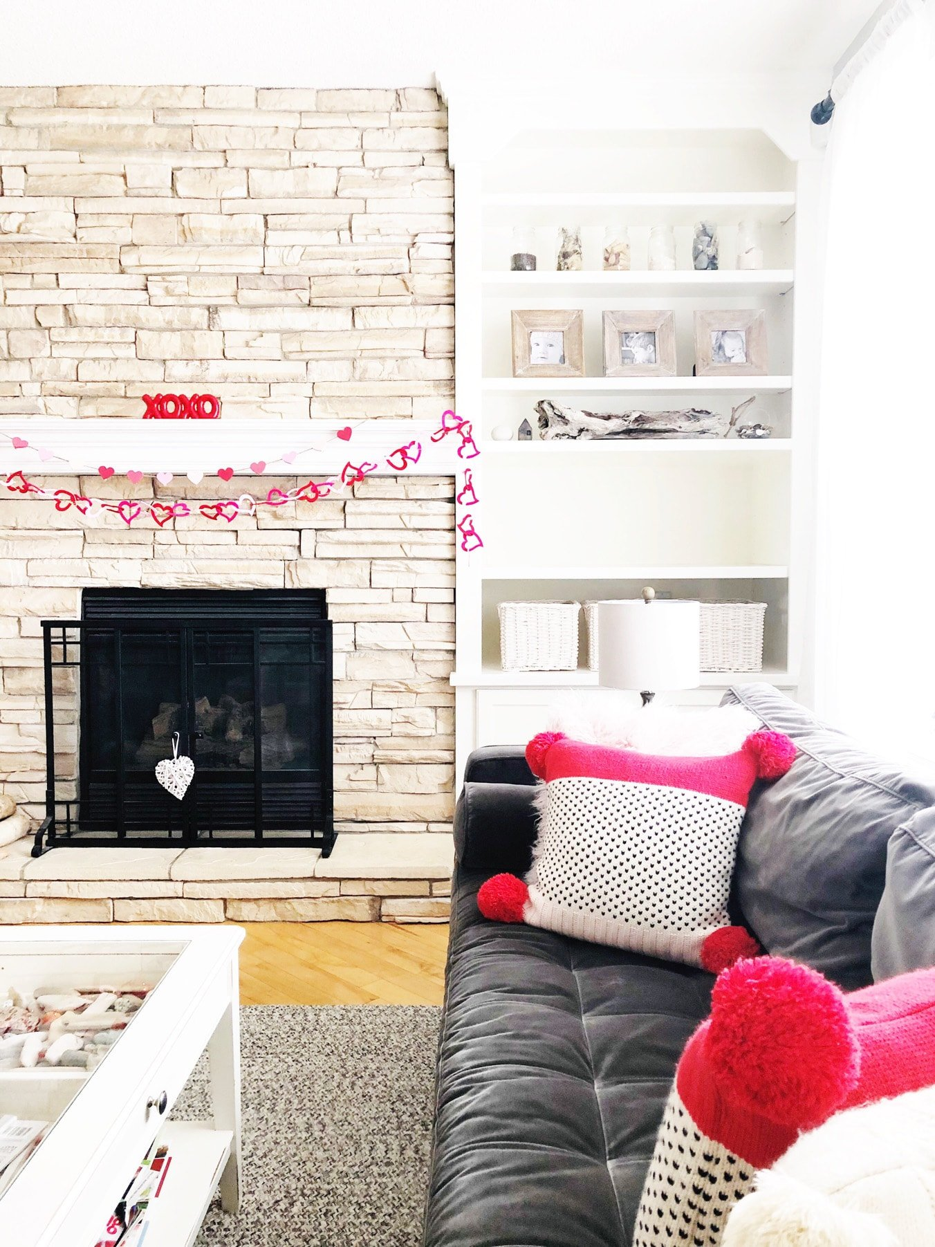 Decorating for Valentine's Day on a Budget