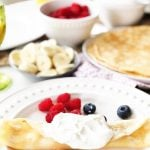 Easy and Delicious Crepes