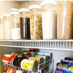 Pantry Organization for Real Life