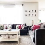 Simple Decorating Ideas for a Spring Living Room