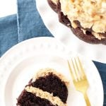 The Most Chocolatey German Chocolate Cake Recipe