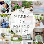 20+ Summer DIY Projects to Try