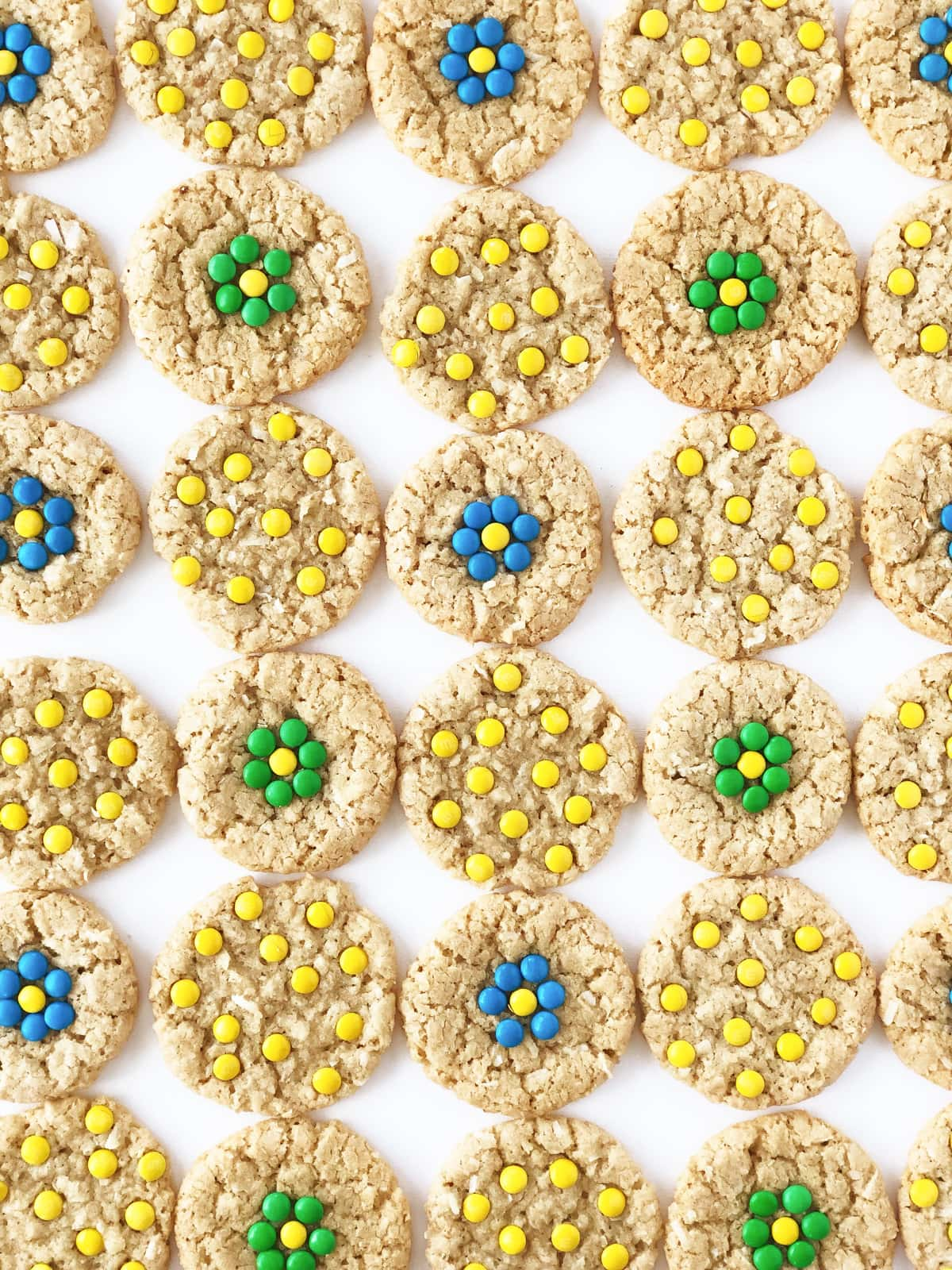 Summer Sunshine Cookies