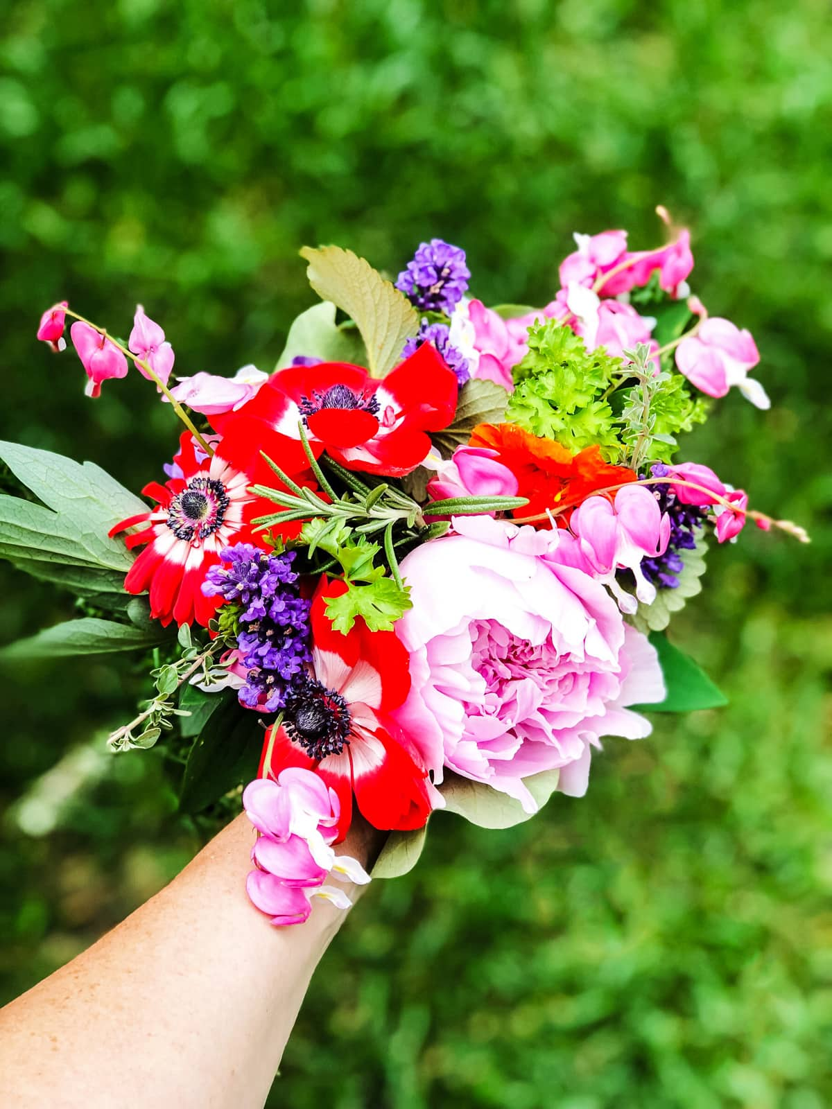 Cut Flower Garden Bouquets
