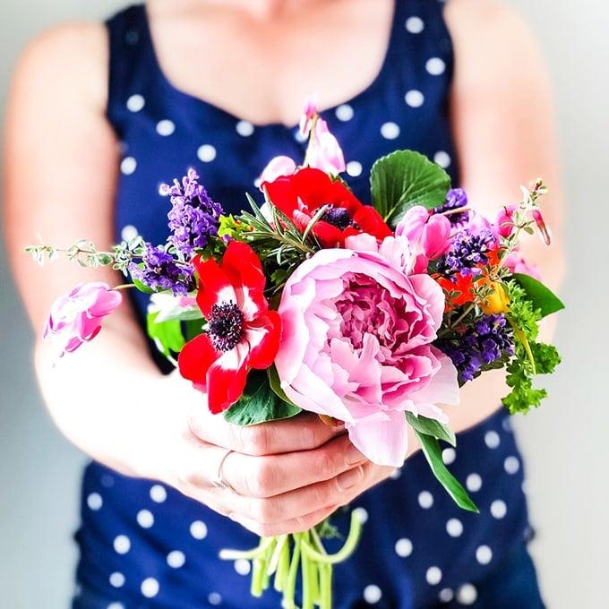 An Early Summer Bouquet