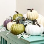 How to Put Together a Pumpkin Patch Vignette