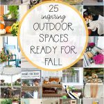 20 Inspiring Fall Outdoor Spaces