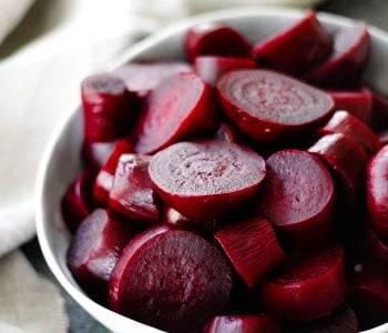 Slow Cooker Roasted Beets