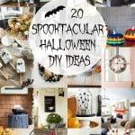 20 Spooktacular Halloween Ideas