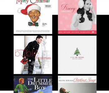 A Fireside Christmas Music Playlist