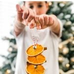How to Make Cinnamon Stick and Orange Slice Ornaments