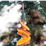 How to Make Cinnamon Stick and Orange Slice Ornaments-2