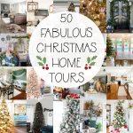 50 Fabulous Christmas Home Tours