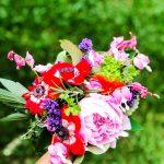 How to Make Cut Flower Garden Bouquets