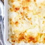Simple Scalloped Potatoes Recipe