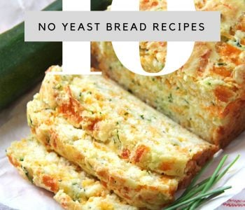 No Yeast Bread Recipes