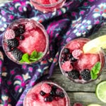 Summer Sangria Slush