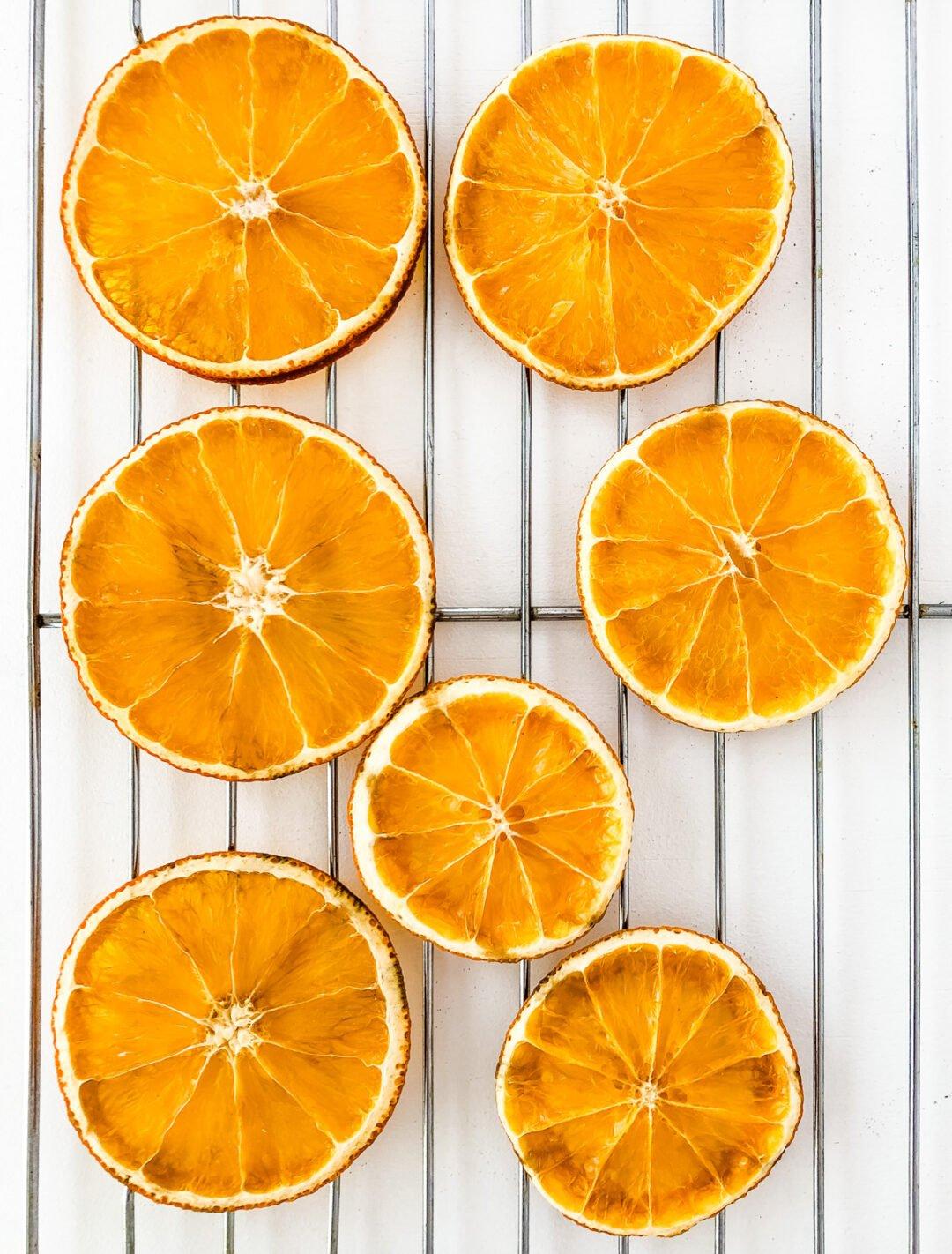 Naturally Dried Dried orange slice Dried fruit